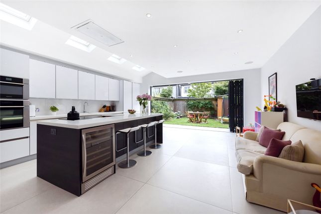 Kitchen of Rusthall Avenue, London W4