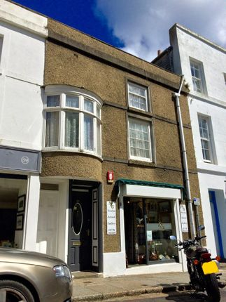 Commercial property for sale in Chapel Street, Penzance, Cornwall