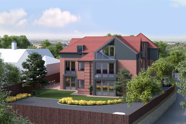 Thumbnail Flat for sale in Penthouse, Yew Tree Road, Calderstones, Liverpool