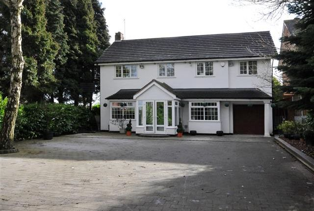 Thumbnail Detached house for sale in Rosemary Hill Road, Four Oaks, Sutton Coldfield