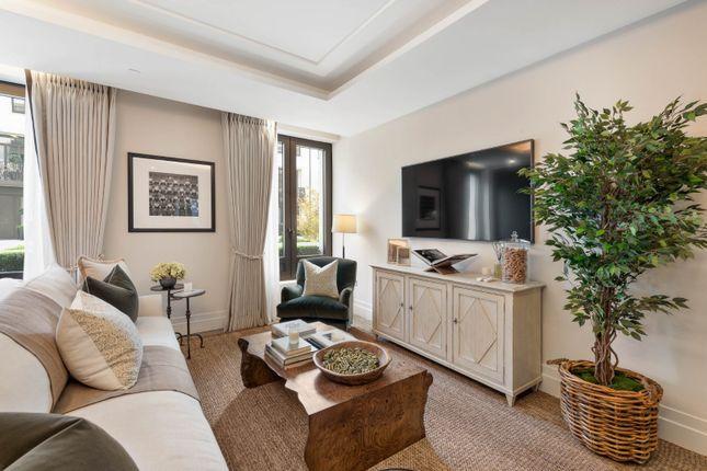 Reception Room of Whistler Square, Chelsea Barracks, Belgravia, London SW1W
