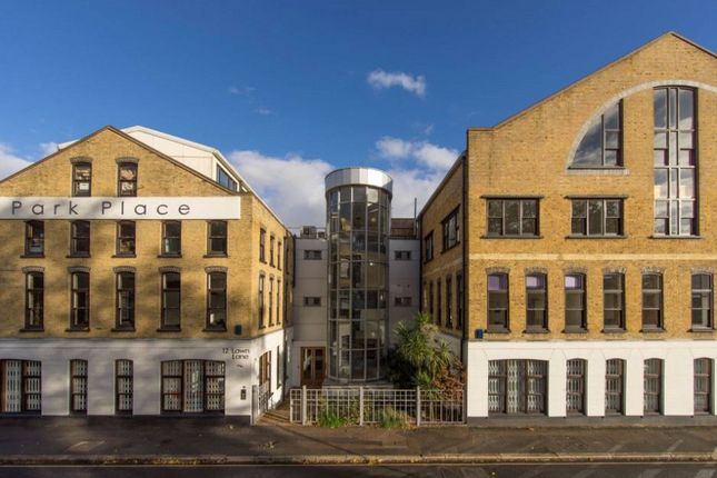 Thumbnail Property to rent in The Embassy Works, Lawn Lane, Vauxhall, London