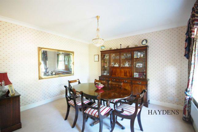 Dining Room of Mallow Walk, St. James Road, Goffs Oak EN7