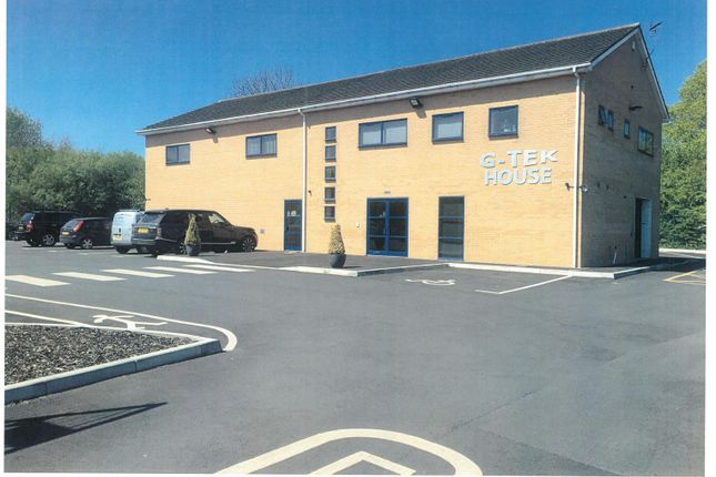 Thumbnail Office to let in Brierley Park Close, Brierley Park Industrial Est, Sutton In Ashfield