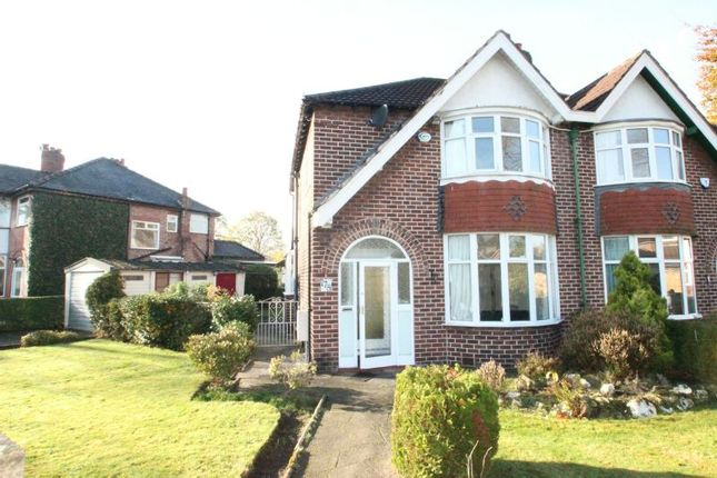 Thumbnail Semi-detached house to rent in Walton Road, Sale