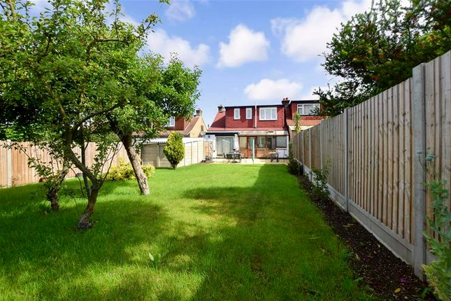 Thumbnail Semi-detached bungalow for sale in Mark Avenue, London