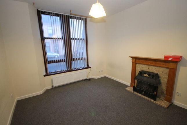 Thumbnail Flat to rent in Glasgow Street, Ardrossan