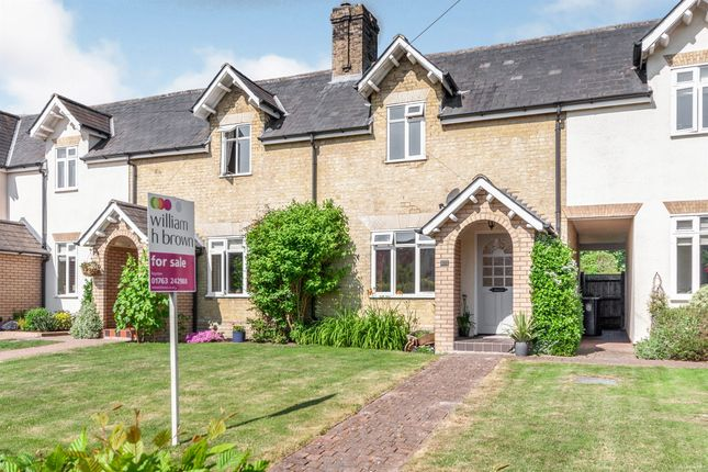 2 bed terraced house for sale in Hay Street, Steeple Morden, Royston SG8