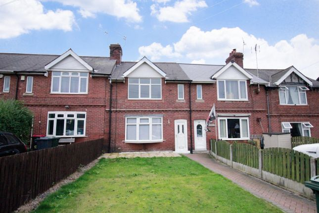 3 bed terraced house to rent in John Street, Thurcroft, Rotherham S66