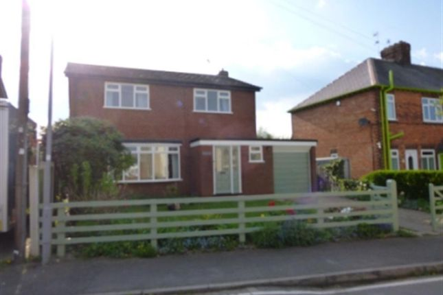 Thumbnail 3 bed detached house to rent in Low Road, Scrooby