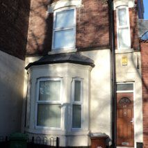 Thumbnail Terraced house to rent in Bentinck Road, Nottingham