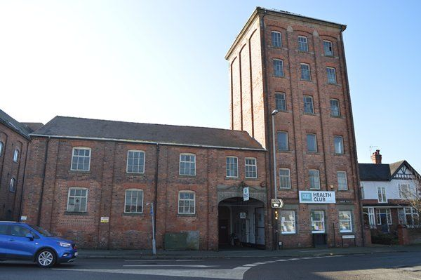 Thumbnail Town house for sale in Cheshire Street, Market Drayton