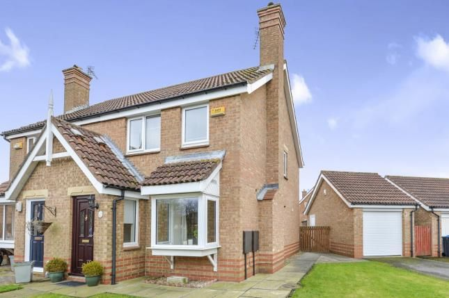 Thumbnail Semi-detached house for sale in Jackson Drive, Stokesley, Middlesbrough