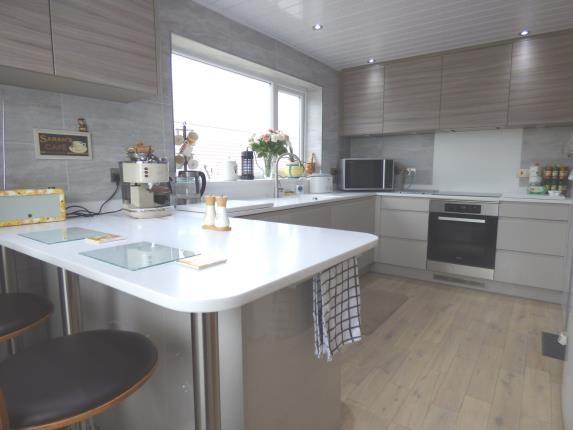 Kitchen of West Park Avenue, Ashton, Preston, Lancashire PR2