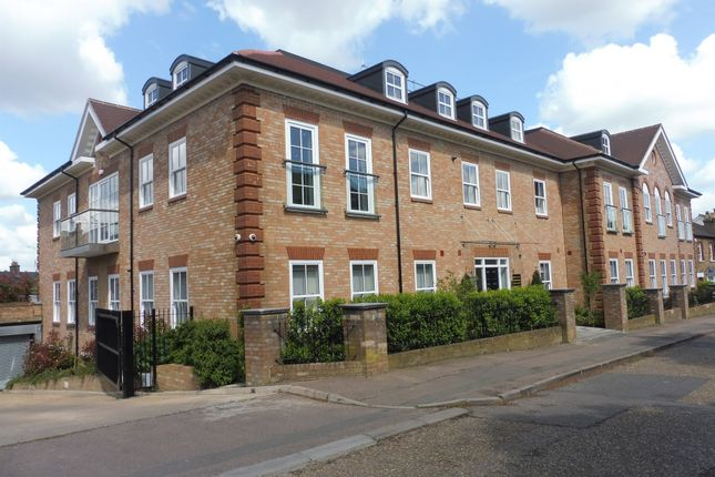 Thumbnail Flat for sale in Bournehall House, Bournehall House; Bournehall Road, Bushey