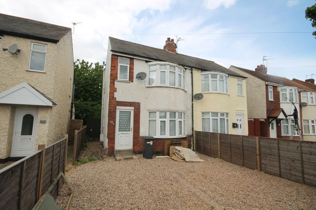 Thumbnail Semi-detached house to rent in Humberstone Lane, Leicester