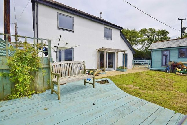 Detached House For Sale In Marshgate Camelford