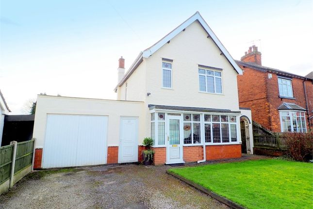 Thumbnail Detached house for sale in Huthwaite Road, Sutton-In-Ashfield, Nottinghamshire