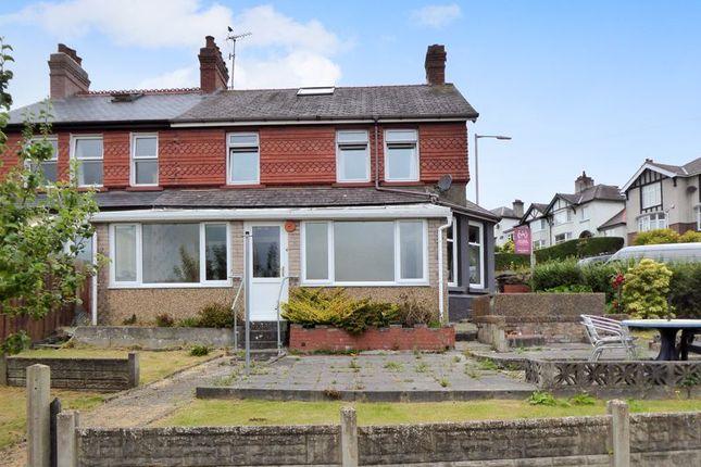 Thumbnail Semi-detached house for sale in Penchwintan Road, Bangor