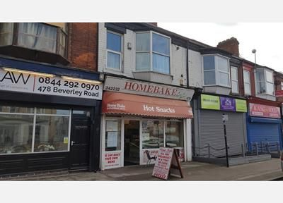 Thumbnail Restaurant/cafe to let in 476 Beverley Road, Hull, East Yorkshire