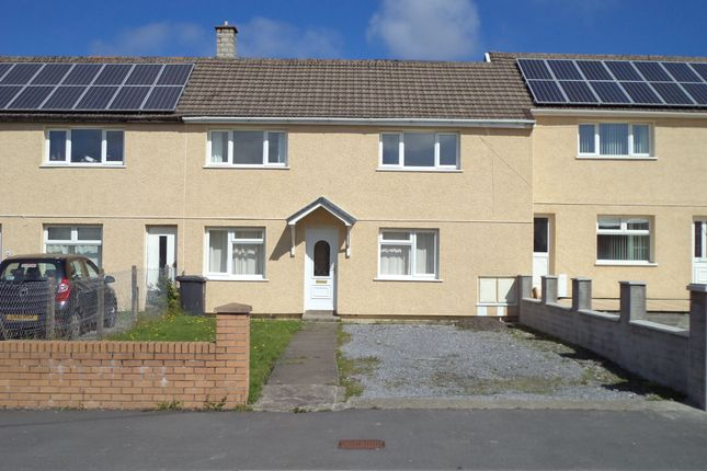 Thumbnail Property to rent in Queensway W D, Garnlydan, Ebbw Vale