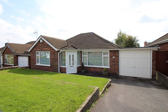 Thumbnail Detached bungalow for sale in Brendon Drive, Kimberley, Nottingham