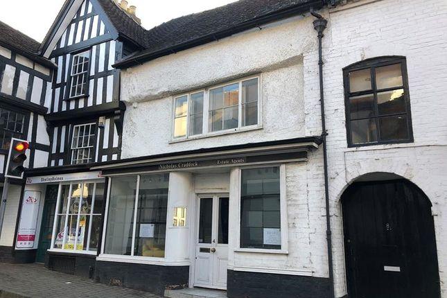 Thumbnail Retail premises to let in 4, New Street, Ledbury