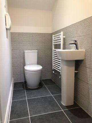 Downstairs WC of Appleby Road, Kingswood, Hull HU7