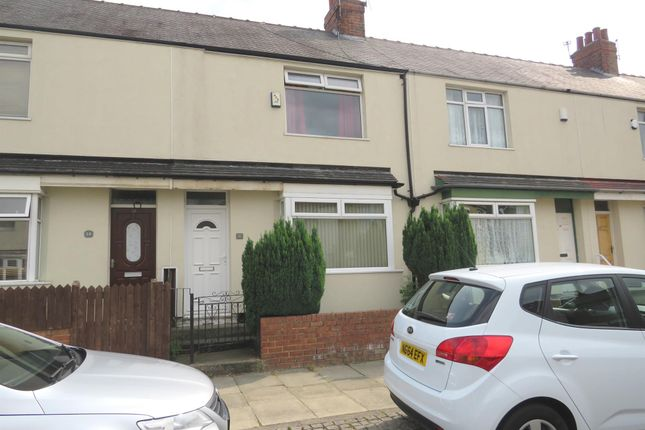 Thumbnail Terraced house for sale in Wembley Street, Middlesbrough