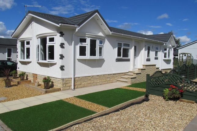 Thumbnail Mobile/park home for sale in Bridgend Park, Brewery Road, Wooler, Northumberland, 6Qg