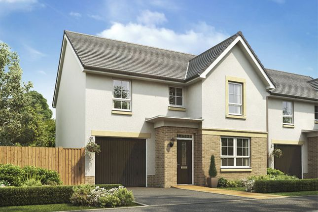 "Thumbnail Detached house for sale in ""Dalmally"" at Frogston Road East, Edinburgh"