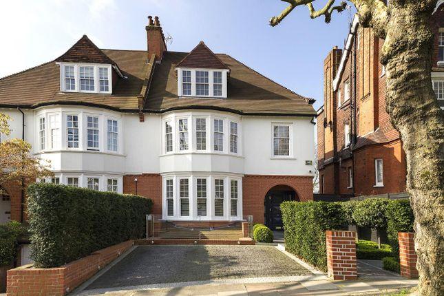Thumbnail Semi-detached house for sale in Ferncroft Avenue, Hampstead, London
