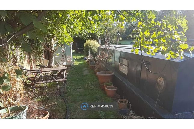 Thumbnail Houseboat to rent in Quaker Lane, Southall