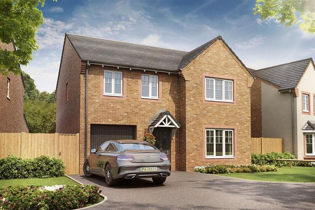 "Thumbnail Detached house for sale in ""The Eynsham - Plot 81"" at Rufus Road, Carlisle"