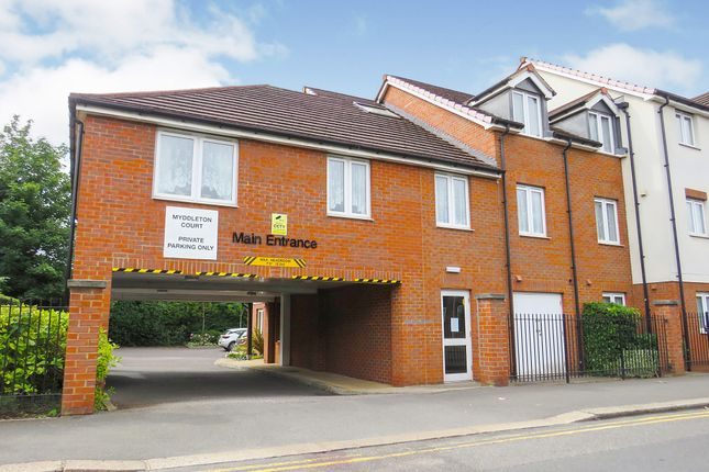 Thumbnail Flat for sale in Clydesdale Road, Hornchurch