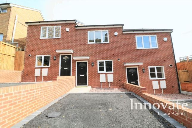 Thumbnail Terraced house to rent in Swan Street, Dudley