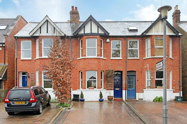 Thumbnail Terraced house to rent in Candlemas Lane, Beaconsfield