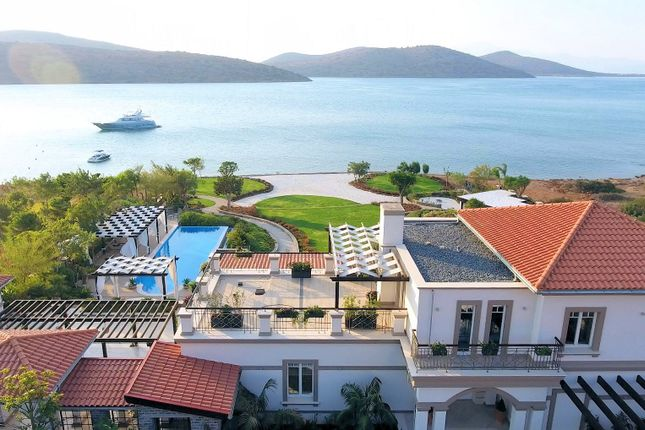 Thumbnail Villa for sale in Elounda Private Beach Villa, Agios Nikolaos, Lasithi, Crete, Greece