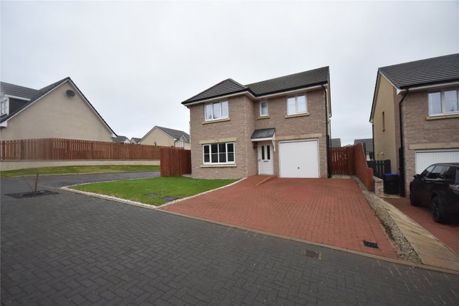 Thumbnail Detached house to rent in Balquharn Drive, Leathen Fields, Portlethen, Aberdeen