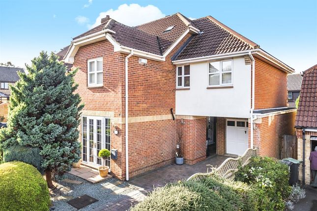 Thumbnail Detached house for sale in Laurie Gray Avenue, Bluebell Village, Chatham