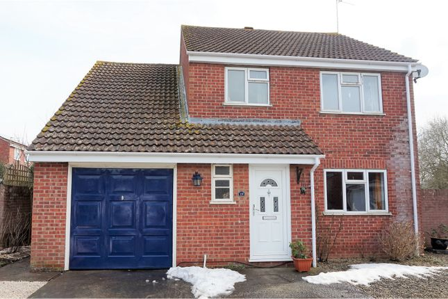 Thumbnail Detached house for sale in Cornwall Crescent, Yate