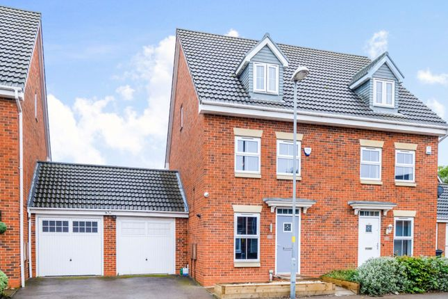 Thumbnail Semi-detached house for sale in Broomhill Road, Birmingham