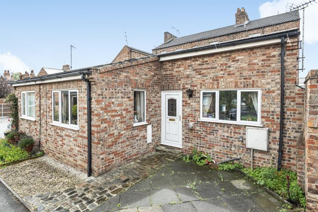 Thumbnail Semi-detached bungalow for sale in George Court, York