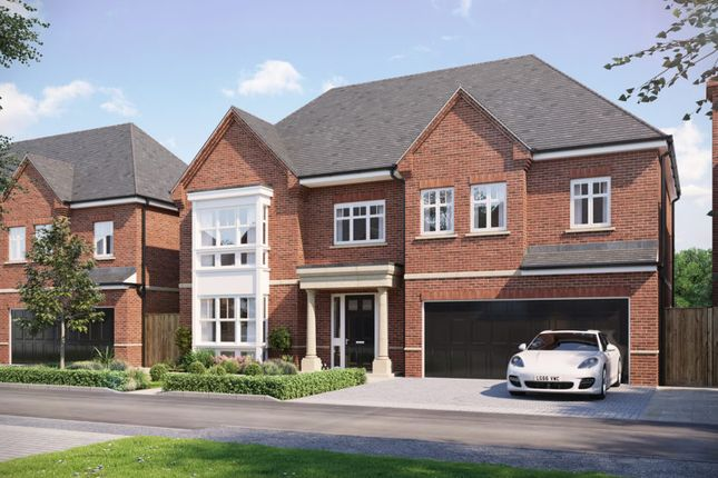 Thumbnail Detached house for sale in The Fairway Collection At St John's, Wood Street, Chelmsford, Essex
