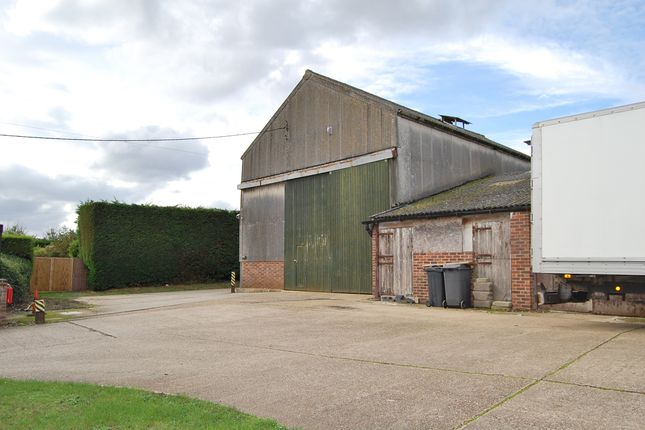 Thumbnail Commercial property to let in Margaretting Road, Writtle, Chelmsford