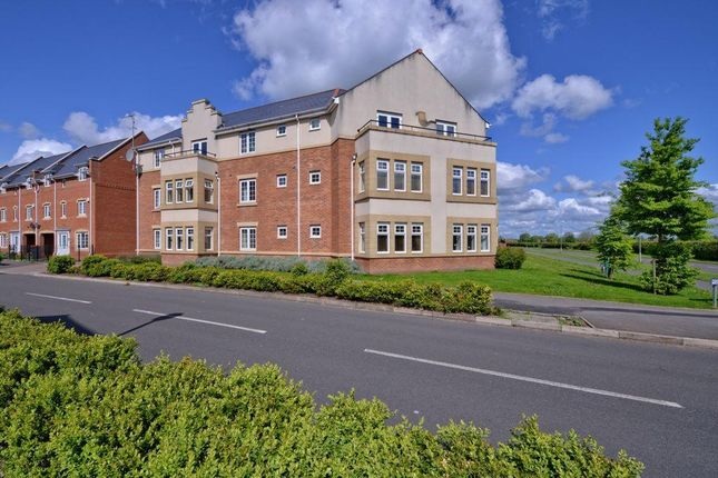 Thumbnail Flat for sale in Highlander Drive, Donnington, Telford