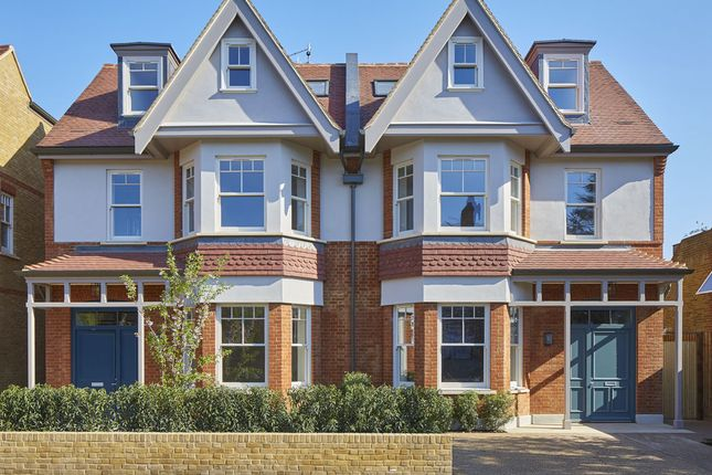 Thumbnail Terraced house for sale in Dunmore Road, West Wimbledon, London