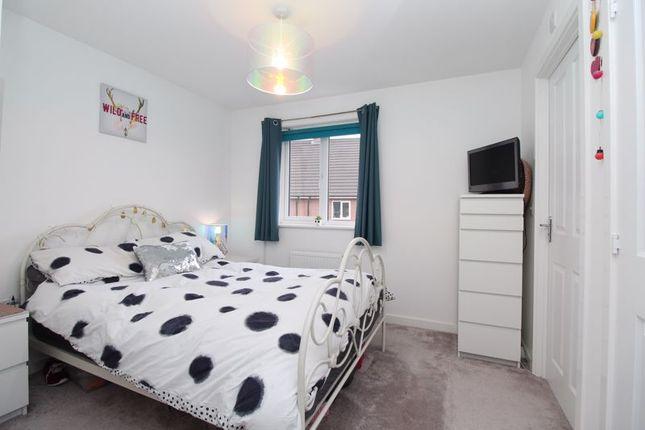 Bedroom One of Oxford Blue Way, Stewartby MK43
