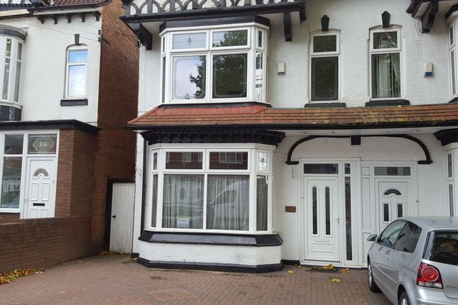 Thumbnail Semi-detached house for sale in Mansel Road, Birmingham