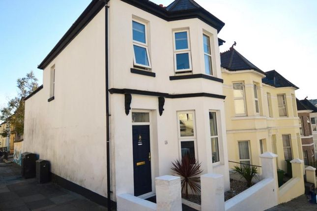 Thumbnail End terrace house for sale in Turret Grove, Plymouth, Devon